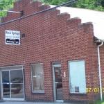 Rock Springs Baptist Church - before renovation