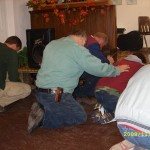 Altar prayer in Rock Springs WV