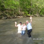Baptizing In WV