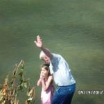 Baptizing WV
