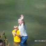 Baptizing WV 1