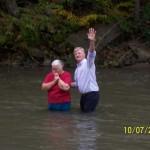 Baptizing WV 2
