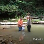 Baptizing WV 4