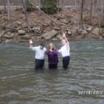 Baptizing WV 7