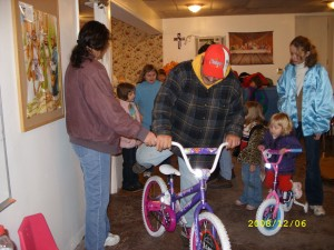 Bicycles-Donated-From-NC-to-Kids-In-WV
