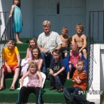 Children Baptized In WV