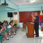 Dean Preaching In Schools In Philippines