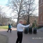 Dean Preaching App State