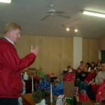 First Christmas Rock Springs Baptist Church WV