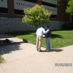 Gerald Rice Praying