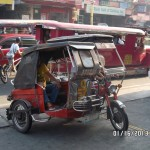 Taxi In Philippines