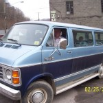 van donated for ministry WV
