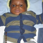 Destine From Haiti Baby Daniel