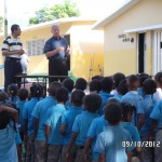 Dominican Repbulic School With Pastor Lopez