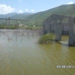 Haiti And Dominican Republic Border Flooding From Earthquake