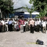 Haiti Pastor Destine Speaks 5 Languages Pastors Conference