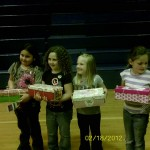 Kentucky Girls Excited To Get Shoeboxes