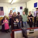 Mission Baptist Ch Youth Singing