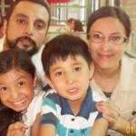 Pastor Juan Robles Family In Panama