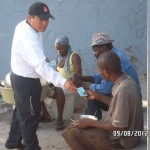 Pastor Lopez Missionary In Dominican Republic Soul Winning In Haiti