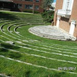 Ampitheater On College Campus Kentucky