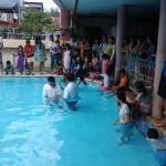 Baptizing In Philippines