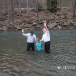 Baptizing WV 3