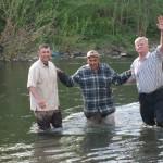 Baptizing WV 5