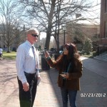 Dean Interviewed At App State