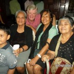 Elder Ladies In Church Philippines