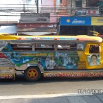 Jeepney Way To Travel In Philippines