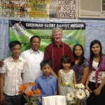 Raymond Platon And Family Philippines National Pastor