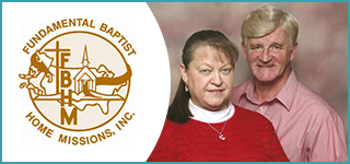 FBHM logo and Dean & Betty Crane