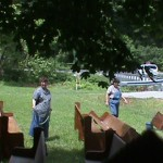 Shiloh Baptist Church WV Flood Cleaning