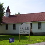 Shiloh Baptist Church Welch WV - side