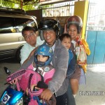 Transportation For Raymonds Family In Philippines