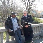 Witnessing To Homeless