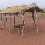 Africa Shelter For Church Service