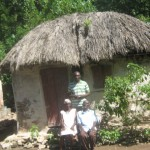 Destine Home In Haiti Mother & Daddy