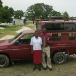 Destines Mission Suppot Helped Buy Truck In Haiti