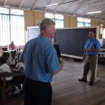 Guyana Dean Preaching In Schools
