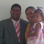 Guyana Ram Angad Family