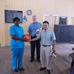 Guyana Soccer Balls For Schools