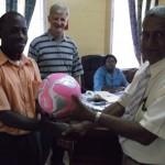 Guyana Soccer Balls For Schools 2