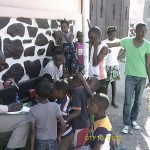 Haiti Pastor Destine Soul Winning