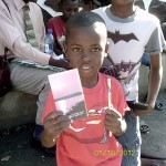 Haiti Pencils Say Jesus Loves Me Tool To Get In Schools