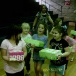 Kentucky Kids Happy With Shoeboxes