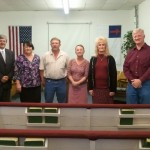 Mission Baptist Ch Commissioning Service For Helps Missionaries