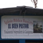 Name Of Church In Panama