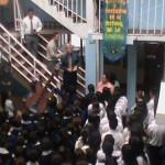 Preaching In Schools In Bogota Columbia